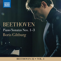 Beethoven 32, Vol. 1: Piano Sonatas Nos. 1-3