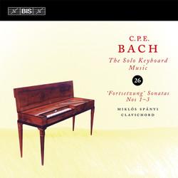C.P.E. Bach – Solo Keyboard Music, Volume 26