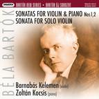 Bartók: Violin Sonatas Nos. 1 & 2 - Sonata for solo violin