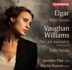 Elgar & Vaughan Williams: Works for Violin & Piano