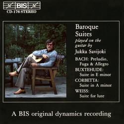 Baroque Guitar-Suites