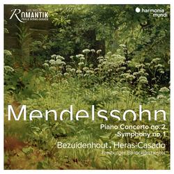 Mendelssohn: Piano Concerto No. 2 & Symphony No. 1