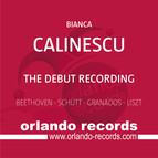 Bianca Calinescu Debut Recording