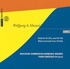 Mozart: Symphony No. 25 / Serenade No. 10 for Wind Instruments