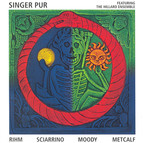 Rihm / Sciarrino / Moody / Metcalf: Choral Works