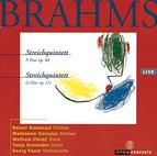 Brahms: String Quintet in F major Op. 88 / String Quintet in G major Op. 111