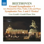 Beethoven: Symphonies Nos. 1 & 3 (Arr. J. N. Hummel for Flute & Piano Trio)