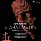 Pergolesi: Stabat Mater - Rossell: Salve Regina