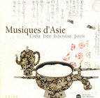 Asia Music of India, Japan, China and Indonesia