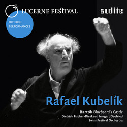 Bartók: Bluebeard's Castle (sung in German)