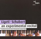 Ligeti, G.: 3 Pieces for 2 Pianos / Schubert, F.: Fantasy in F Minor / Sonata for Piano 4 Hands in B Flat Major