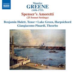 Greene: Spenser's Amoretti