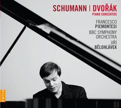 Schumann & Dvořák: Piano Concertos