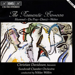 The Romantic Bassoon