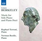 Berkeley: Music for Solo Piano & Piano Duet