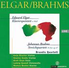 Elgar: Piano Quintet in A minor Op. 84 / Brahms: String Quartet No.3 in B major Op. 67