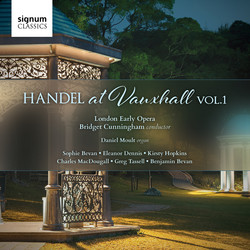 Handel at Vauxhall, Vol.1