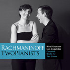Rachmaninov: Complete Works for Two Pianos