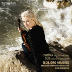Eldbjørg Hemsing plays Dvorak and Suk