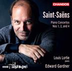 Saint-Saëns: Piano Concertos Nos. 1, 2 & 4