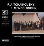 Tchaikovsky: Serenade in C major - Mendelssohn: Capriccio in E minor