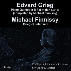 Grieg: Piano Quintet in B Flat Major, EG. 118 - Finnissy: Grieg-Quintettsatz
