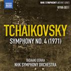 Tchaikovsky: Symphony No. 4 in F Minor, Op. 36 (Live)