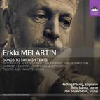 Erkki: Songs to Swedish Texts