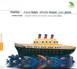 Arrieta, P.E.: Marina [Operetta]