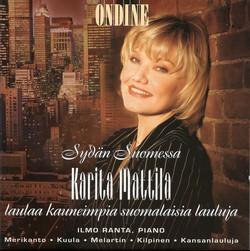 Kuula, Merikanto, Melartin, Kilpinen & Kansanlauluja: Works for Soprano and Piano