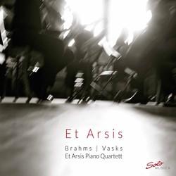 Brahms & Vasks: Piano Quartets
