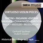 Virtuoso Violin Pieces