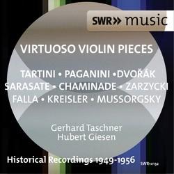 Virtuoso Violin Pieces