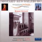Mozart: Sinfonia Concertante / Serenade No. 5