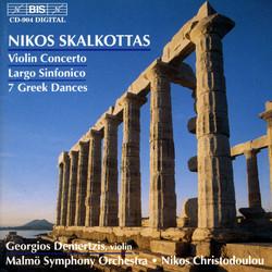 Skalkottas - Violin Concerto