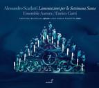 Scarlatti: Lamentazioni per la Settimana Santa