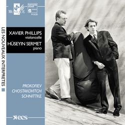 Schnittke, Shostakovitch & Prokofiev:  Cello Sonatas