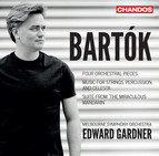 Bartók: Four Orchestral Pieces & Music for Strings, Percussion & Celesta