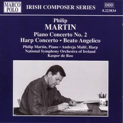 Martin: Piano Concerto No. 2 / Harp Concerto / Beato Angelico