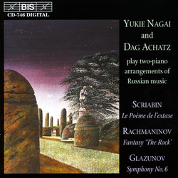 Two-piano music arrangements of Russian music