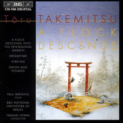 Takemitsu - A Flock Descends