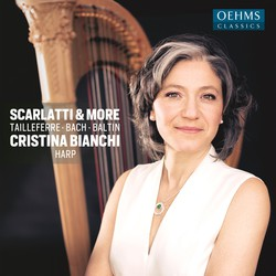 Scarlatti, Baltin & Others: Harp Works