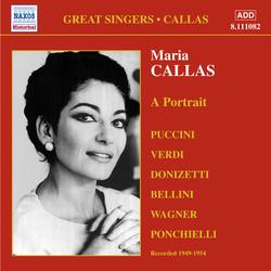Callas, Maria: Portrait (A) (1949-1954)