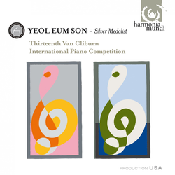 13th Van Cliburn International Piano Competition - Silver Medalist