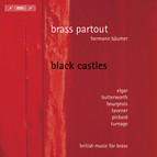 Black Castles - British Music for Brass