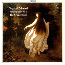 Schubert: Complete Part Songs for Male Voices, Vol. 1