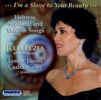I'M A Slave To Your Beauty - Sephardi, Yiddish, and Hebrew Songs