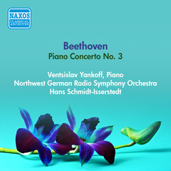 Beethoven, L. Van: Piano Concerto No. 3 (Yankoff, Northwest German Radio Symphony, Schmidt-Isserstedt) (1956)