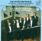 Krommer, F.: Partitas - Opp. 71, 73, 77, 78