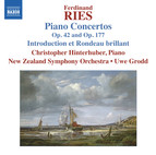 Ries: Piano Concertos Vol. 5